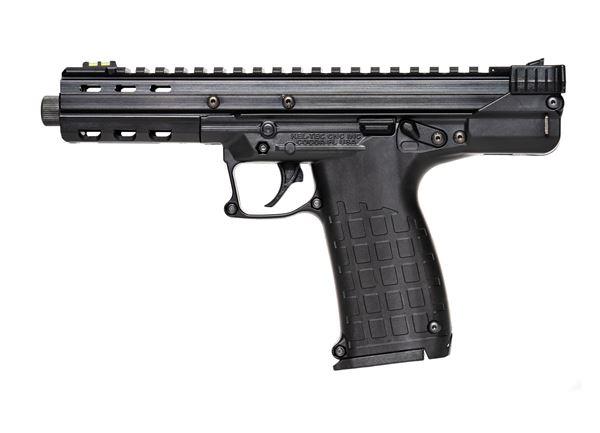 KelTec CP33 Pistol 22LR 33 RD Threaded Barrel Black Finish