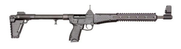 KelTec SUB-2000 G2 9mm Rifle 10rd M-LOK M&P Mags Adj Stock Blued Black Finish