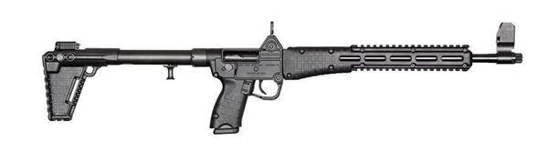 KelTec Sub-2000 Rifle 9mm 16.1 in 10rd Nickel Boron Glock 17 Tan