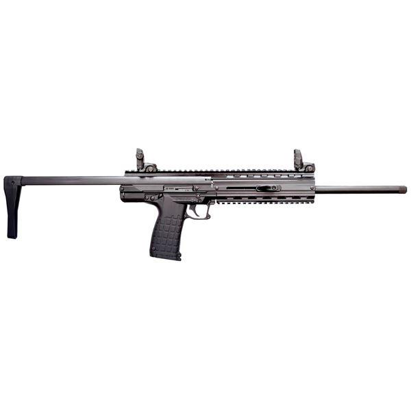 "CMR-30 .22 WMR Semi Auto Rifle 16"" Barrel 30 Rounds Collapsible Stock Matte Black Finish"