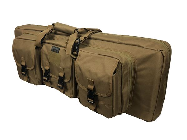 "Picture of DDT 36"" Double Rifle Case Tan"