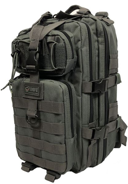 Picture of DDT Anti-Venom 24 HR Assault Pack Gun Metal