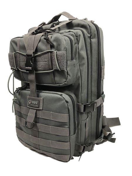 Picture of DDT Venom 48 Hour Assault Pack Gunmetal