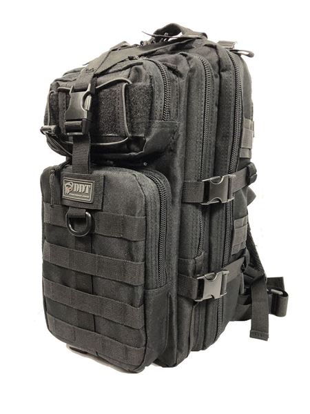 Picture of DDT Anti-Venom 24 Hour Assault Pack Black