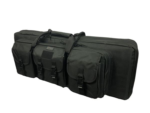 "Picture of DDT 36"" Double Rifle Case Black"