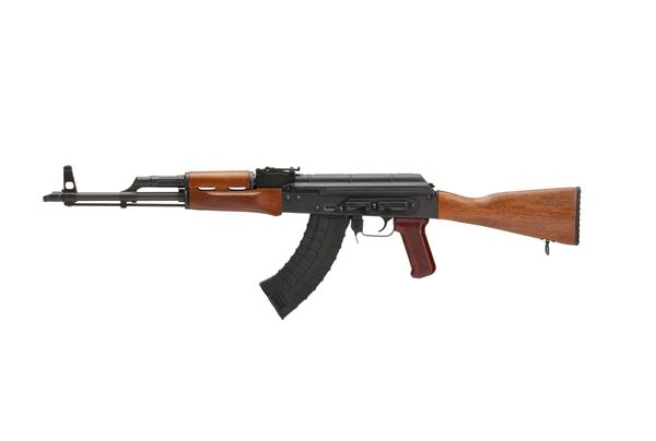 Picture of Riley Defense RAK47 Classic Teak 7.62x39mm Caliber 30rd Mag