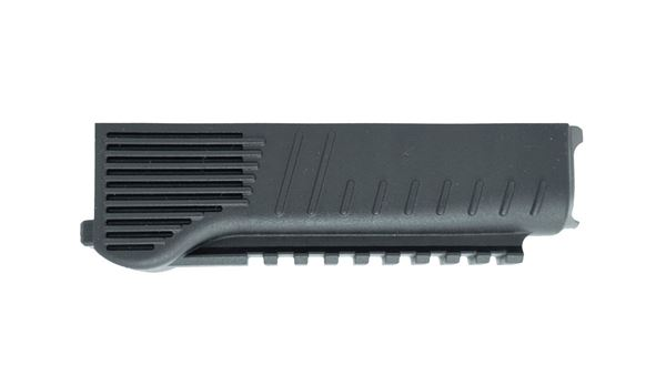 Lower handguard, integrated Picatinny rail, for milled receiver, black polymer, Arsenal Bulgaria