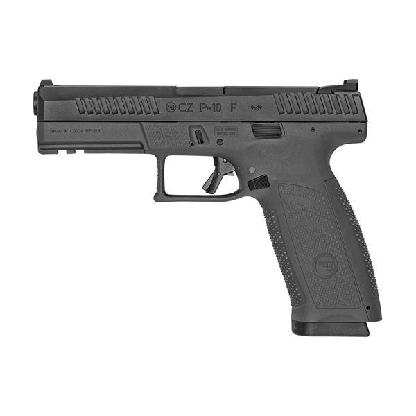 Picture of CZ P-10 F 9MM Semi-Auto Pistol 19rd Mag