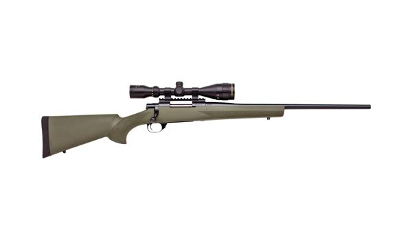 Howa Hogue GamePro Scoped Package .308 Win Caliber 5rd Rifle