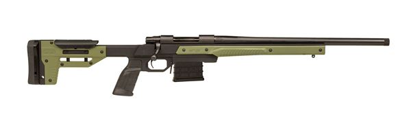 Picture of Howa Oryx 223 Rem OD Green Bolt Action 10 Round Rifle