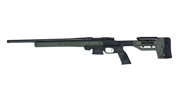 Picture of Howa ORYX 7.62x39mm Green Bolt Action 10 Round Rifle