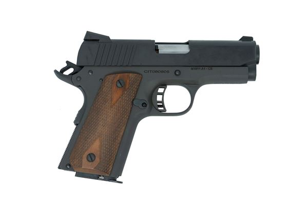 Citadel M1911 Officer 9MM Caliber 8rd Pistol