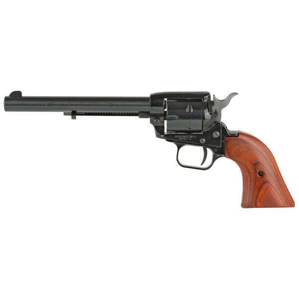 "Heritage Rough Rider .22 LR 6RD 6.5"" Barrel Single Action Revolver Cocobolo Grips"