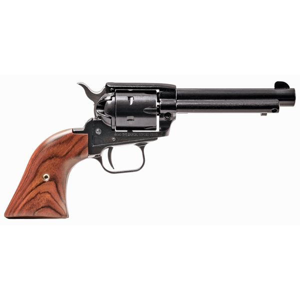 "Heritage Rough Rider .22 LR 6RD 4.57"" Barrel Single Action Revolver"