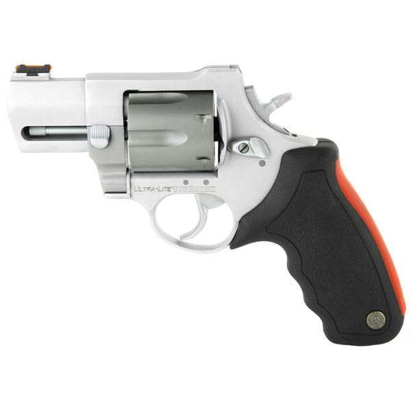 "Taurus Model 444 Raging Bull 44 Magnum 6RD 2.5"" Barrel Double Action Revolver"