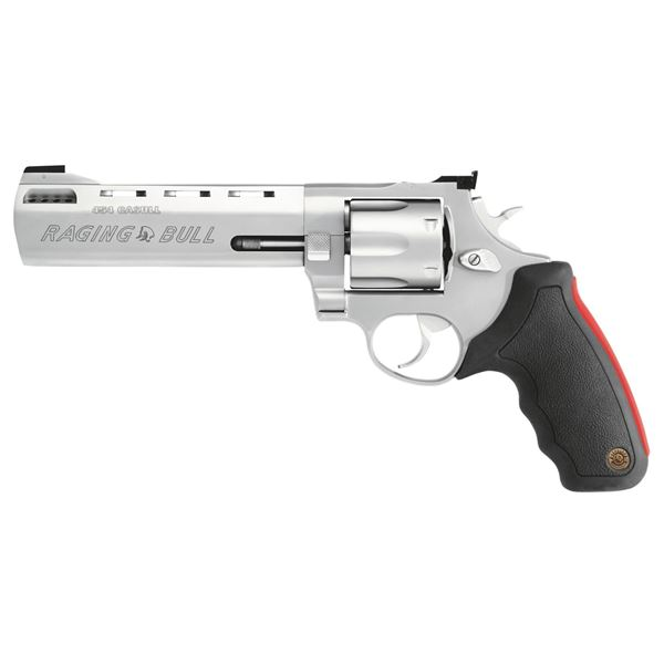 "Taurus Model 454 Raging Bull .454 Casull 5RD 6.5"" Ported Barrel Revolver"