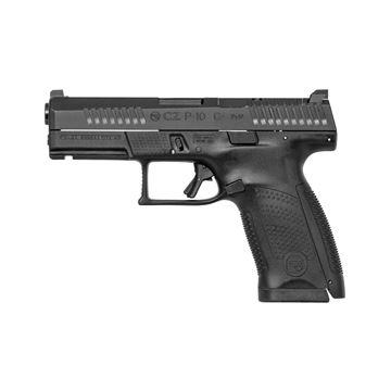 Picture of CZ USA P-10C  9MM Black Optics Ready 15rd Semi-Auto Pistol