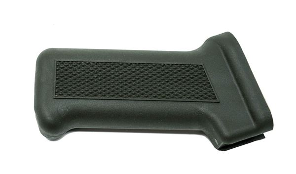 Brand new US made matte OD green pistol grip for stamped receivers.