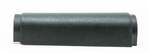 Black polymer upper handguard for RPK rifles, made in Bulgaria.
