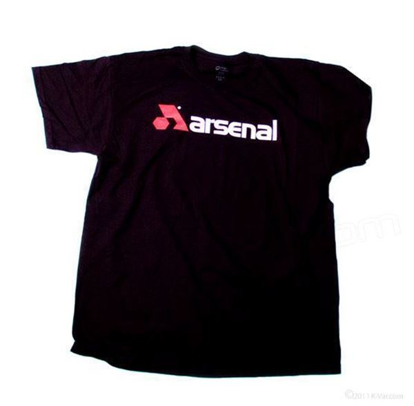 Picture of Arsenal T-Shirt- Black