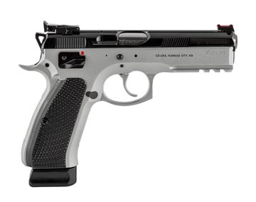 Picture of CZ SP-01 Shadow Dual Tone 9mm 18 Round Pistol