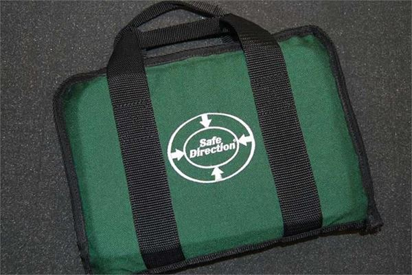 Picture of Safe Direction® Ballistic Resistant Pistol Transport Case