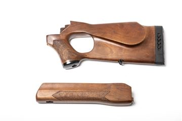 Picture of FIME Group Walnut Buttstock and Handguard Set for Vepr Rifles and Shotguns