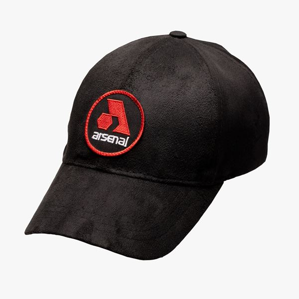 Picture of Arsenal Black Logo Cap