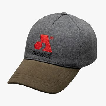 Picture of Arsenal Gray Stretch Cap