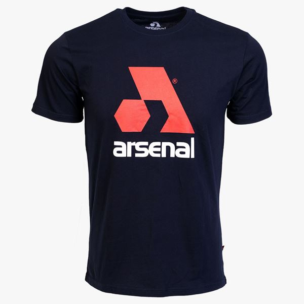 Picture of Arsenal Men's Logo Tee,  Blue
