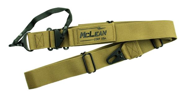 Picture of McLean Corp Coyote Brown Dynamic Retention Sling