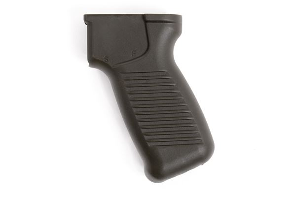 Picture of Arsenal OD Green SAM7SF SAW-Style Pistol Grip with Cut-Out for  Ambidextrous Safety Lever