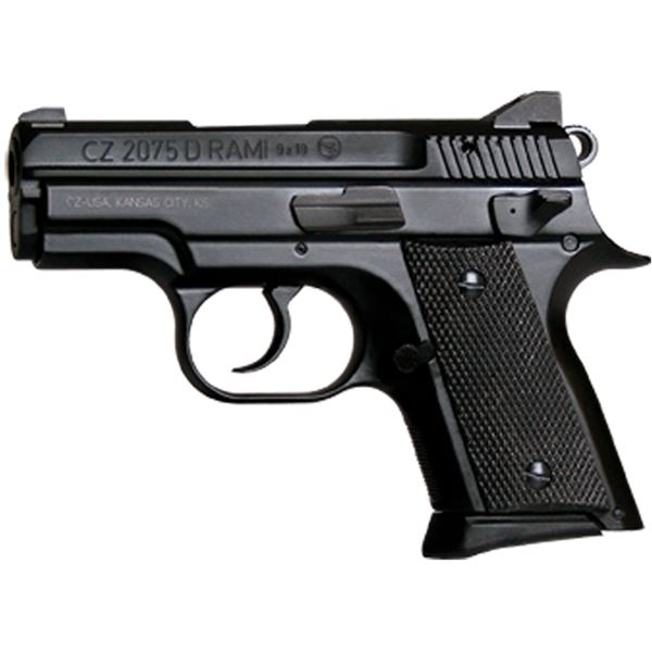 Picture of CZ 2075 RAMI BD 9mm Black Pistol