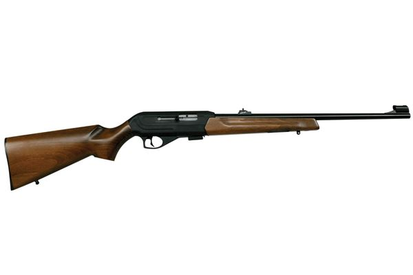 Picture of CZ 512 22 WMR Black Semi-Automatic Rifle