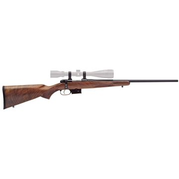 Picture of CZ 527 American 223 Rem Blue Rifle