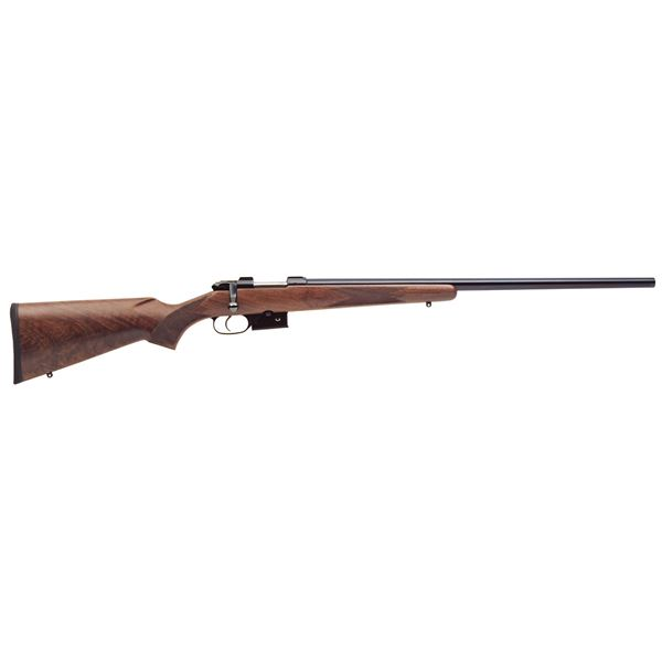 Picture of CZ 527 Varmint 223 Rem Blue Rifle