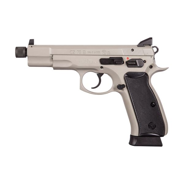 Picture of CZ 75B Omega 9mm Urban Grey Semi-Automatic Pistol