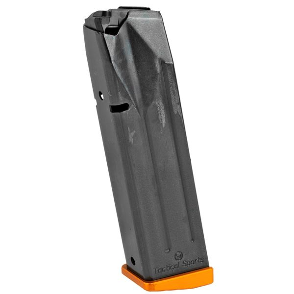 Picture of CZ 9mm Black & Orange 20 Round Magazine