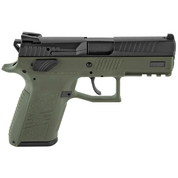 Picture of CZ P-07 OD Green 9mm Compact Pistol