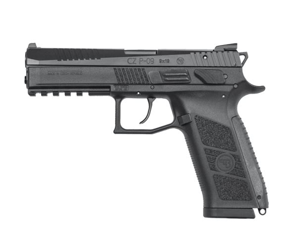Picture of CZ P-09 9mm Black Pistol (Low Capacity)
