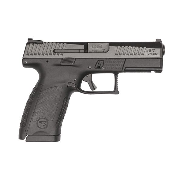 Picture of CZ P-10C 9MM Black Semi-Automatic Pistol