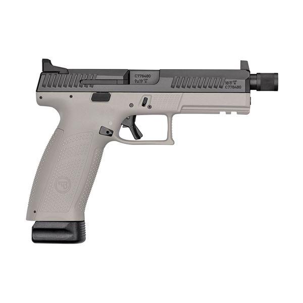 Picture of CZ P-10F 9mm Urban Grey Semi-Automatic Pistol