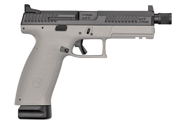 Picture of CZ P-10F 9mm Urban Grey Semi-Automatic Pistol (Low Capacity)