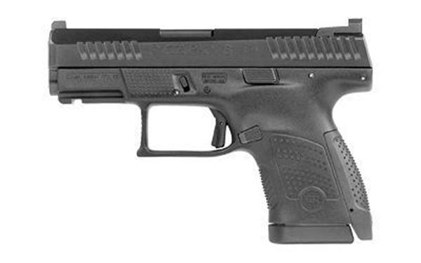 Picture of CZ P-10S 9mm Black Semi-Automatic Pistol (Low Capacity)