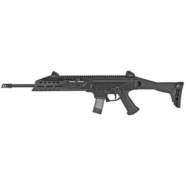 Picture of CZ Scorpion EVO 3 S1 9mm Black Carbine