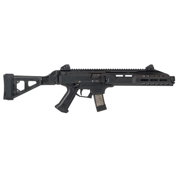 Picture of CZ Scorpion EVO 3 S1 9mm Black Semi-Automatic Pistol