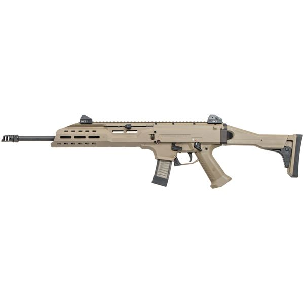 Picture of CZ Scorpion EVO 3 S1 9mm Flat Desert Earth Carbine (Low Capacity)