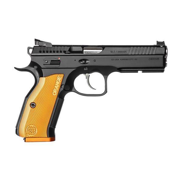 Picture of CZ Shadow 2 9mm Orange Pistol