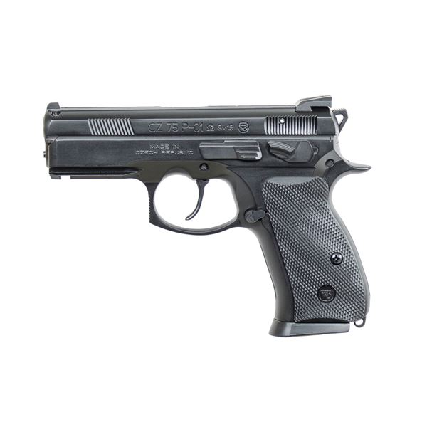 Picture of CZ P-01 Omega 9mm Black Semi-Automatic Pistol