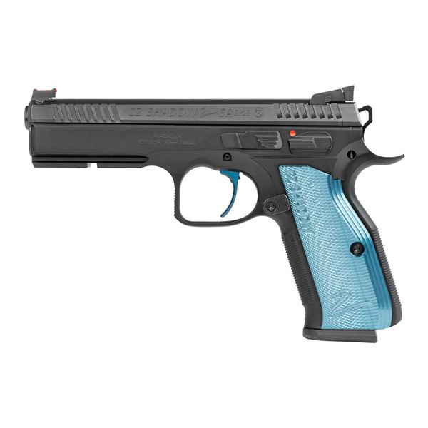 Picture of CZ Shadow 2 SA 9mm Black Semi-Automatic Pistol